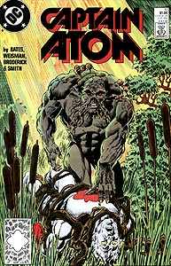 Captain Atom, Vol. 1, #17. Image © DC Comics