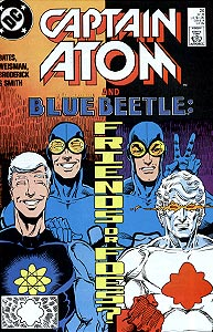 Captain Atom, Vol. 1, #20. Image © DC Comics