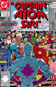 Captain Atom 24.  Image Copyright DC Comics