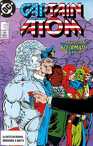 Captain Atom, Vol. 1, #25. Image © DC Comics