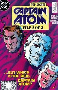 Captain Atom, Vol. 1, #27. Image © DC Comics