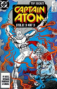 Captain Atom, Vol. 1, #28. Image © DC Comics