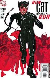 Catwoman, Vol. 2, #77. Image © DC Comics