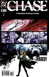 Chase, Vol. 1, #4. Image © DC Comics