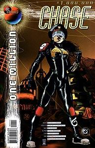 Chase, Vol. 1, #1000000. Image © DC Comics