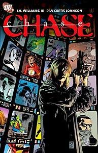 Chase, Vol. 1, #1. Image © DC Comics
