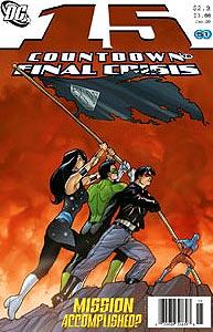 Countdown, Vol. 1, #15. Image © DC Comics