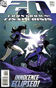 Countdown 20.  Image Copyright DC Comics
