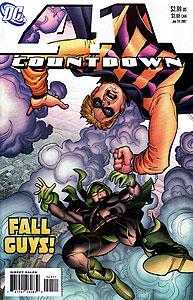 Countdown, Vol. 1, #41. Image © DC Comics
