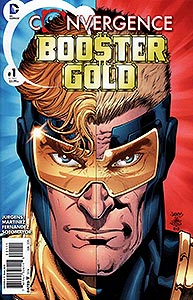 Convergence Booster Gold, Vol. 1, #1. Image © DC Comics