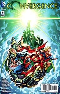 Convergence, Vol. 1, #8. Image © DC Comics