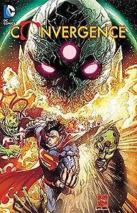 Convergence, Vol. 1, #1. Image © DC Comics