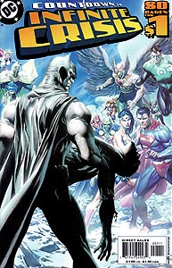 Countdown to Infinite Crisis 1.  Image Copyright DC Comics