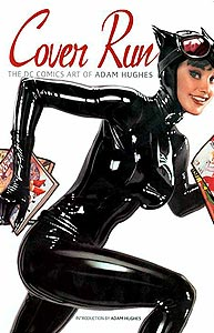 Cover Run: The DC Comics Art of Adam Hughes 1.  Image Copyright DC Comics