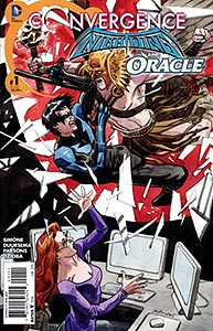Convergence Nightwing Oracle, Vol. 1, #1. Image © DC Comics