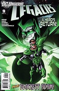 DC Universe: Legacies, Vol. 1, #9. Image © DC Comics