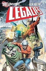 DC Universe: Legacies, Vol. 1, #1. Image © DC Comics