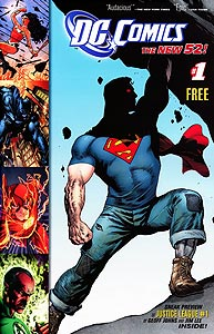 DC Comics: The New 52!, Vol. 1, #1. Image © DC Comics