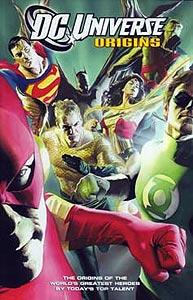 DC Universe: Origins, Vol. 1, #1. Image © DC Comics