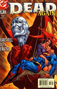 Deadman: Dead Again, Vol. 1, #3. Image © DC Comics