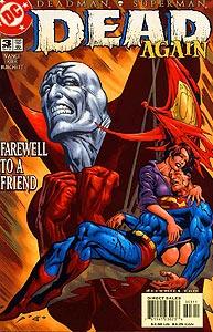 Deadman: Dead Again 3.  Image Copyright DC Comics