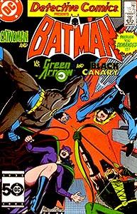 Detective Comics, Vol. 1, #559. Image © DC Comics