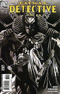 Detective Comics, Vol. 1, #834. Image © DC Comics