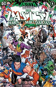 Death Metal: The Last 52: War of the Multiverses, Vol. 1, #1. Image © DC Comics