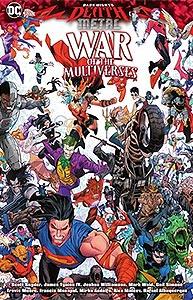 Dark Nights: Death Metal: The Last 52: War of the Multiverses 1.  Image Copyright DC Comics