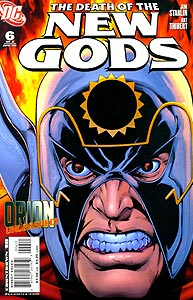 The Death of the New Gods, Vol. 1, #6. Image © DC Comics