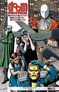 Doom Patrol Book One, Vol. 1, #1. Image © DC Comics