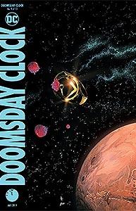 Doomsday Clock 9.  Image Copyright DC Comics