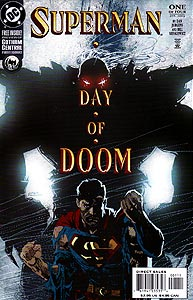 Superman: Day of Doom 1.  Image Copyright DC Comics