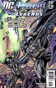 DC Universe Online Legends, Vol. 1, #24. Image © DC Comics