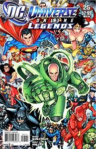 DC Universe Online Legends 25.  Image Copyright DC Comics