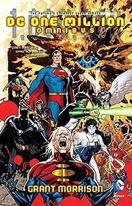 DC One Million Omnibus 1.  Image Copyright DC Comics