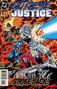 Extreme Justice 1.  Image Copyright DC Comics