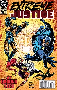Extreme Justice 3.  Image Copyright DC Comics
