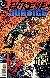 Extreme Justice, Vol. 1, #4. Image © DC Comics