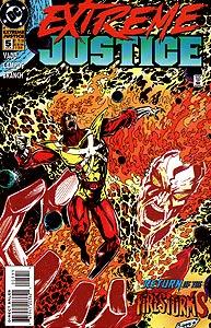 Extreme Justice, Vol. 1, #5. Image © DC Comics