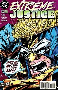 Extreme Justice, Vol. 1, #6. Image © DC Comics