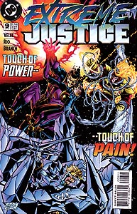 Extreme Justice, Vol. 1, #9. Image © DC Comics