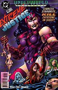 Extreme Justice, Vol. 1, #10. Image © DC Comics