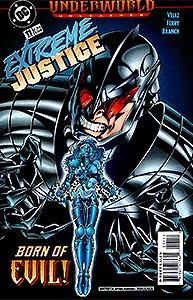 Extreme Justice, Vol. 1, #11. Image © DC Comics