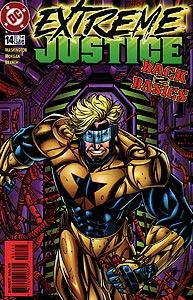 Extreme Justice, Vol. 1, #14. Image © DC Comics