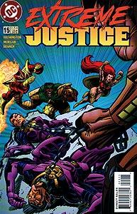 Extreme Justice, Vol. 1, #15. Image © DC Comics