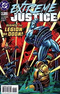 Extreme Justice 17.  Image Copyright DC Comics
