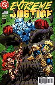 Extreme Justice, Vol. 1, #18. Image © DC Comics