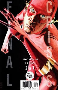 Final Crisis, Vol. 1, #2. Image © DC Comics