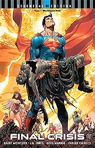 Final Crisis DC Essential Edition, Vol. 1, #1. Image © DC Comics